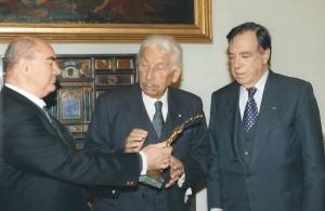 Igor Man premiato Scan