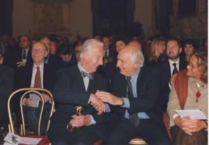 PCC 2006 Rudolf Ritsema e Folco Quilici
