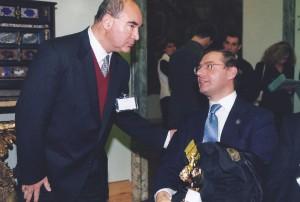 PCC ministro Adolfo Urso