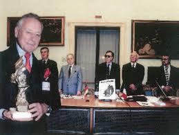 Reinhold Woth Premio Capo Circeo