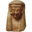 museo del bardo protome femminile masque03