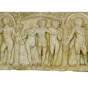 museo del bardo sarcofago del fanciullo erudito ed de saisons
