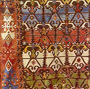tappeto con la grande madre neolaki.net CH-Carnation-B.jpg - catal at - Kastamonu area