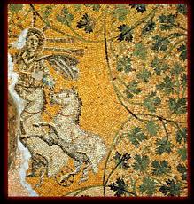 Helios-Apollo, mosaico sotto san Pietro