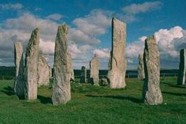 callanish, scotland, stones