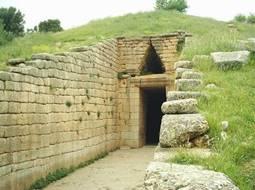 micene, grecia, tomba d'atreo