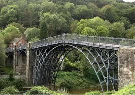 iron bridge coalbrookdalesul sever